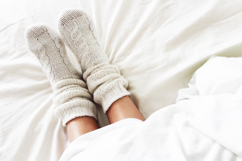Wool Socks | Adashiko Collagen | 100% Natural Skin Care