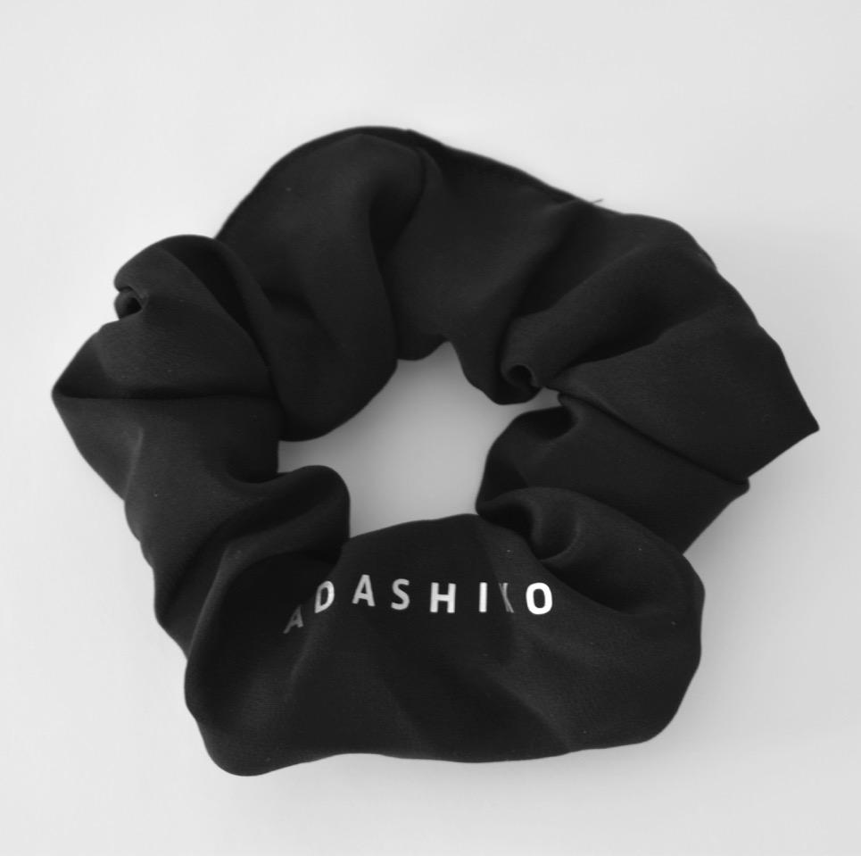 Luxe Silk Scrunchie | Adashiko Collagen | 100% Natural Skin Care