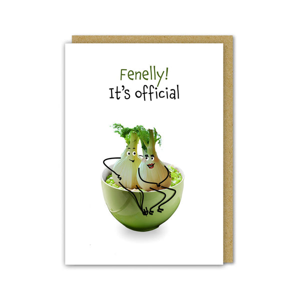 Fennelly! Its Official card