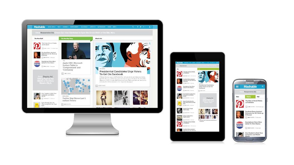 Why 2013 is the Year of Responsive Design | Mashable