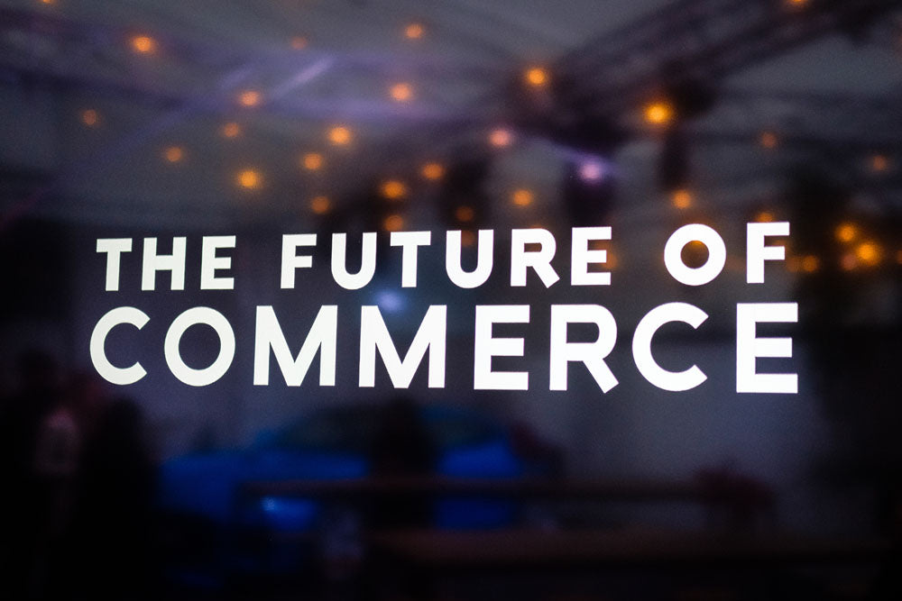 The Future of Commerce with Shopify Plus | Sign