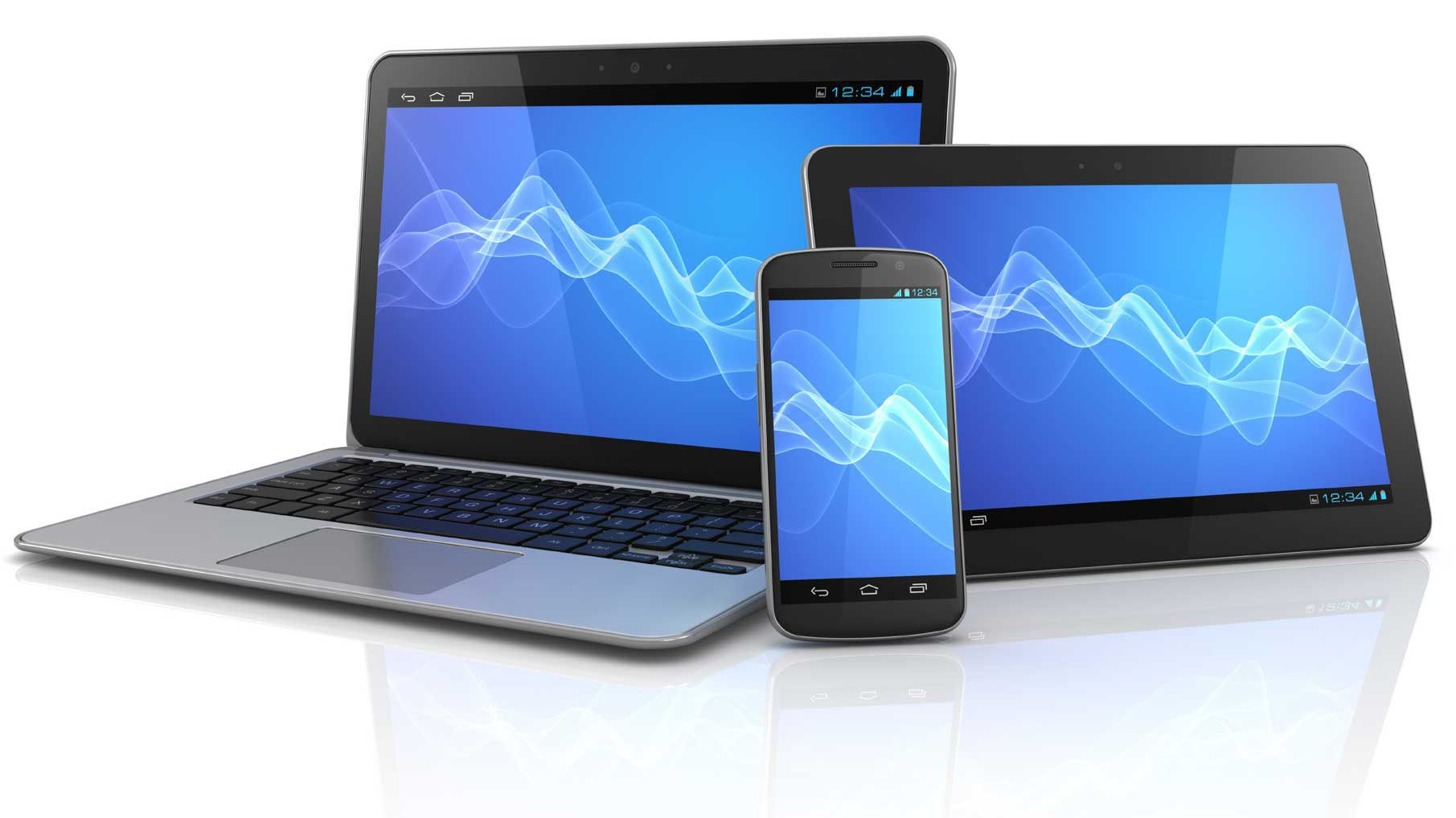 Why 2013 Is the Year of Responsive Web Design | Old Device