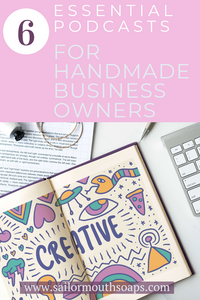 Essential Podcasts for Handmade Business Owners
