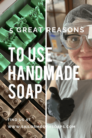 benefits of handmade soap and natural skincare australia why should i use