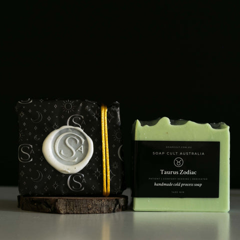 taurus zodiac soap for star sign astrology lovers