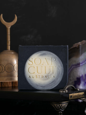 full moon witch soap by soap cult australia
