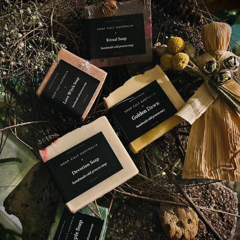 soap cult australia at muses of mystery shop melbourne