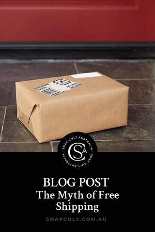 can small business really afford free shipping blog post