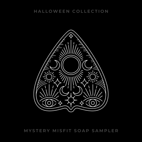 Halloween Mystery Misfit Soap Sampler