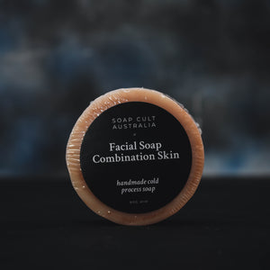 combination skin facial soap natural australia