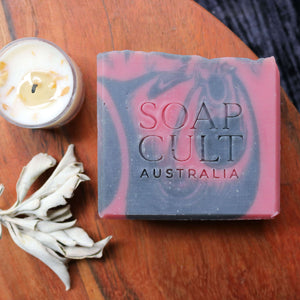 soap cult australia stamped gothic soap gift