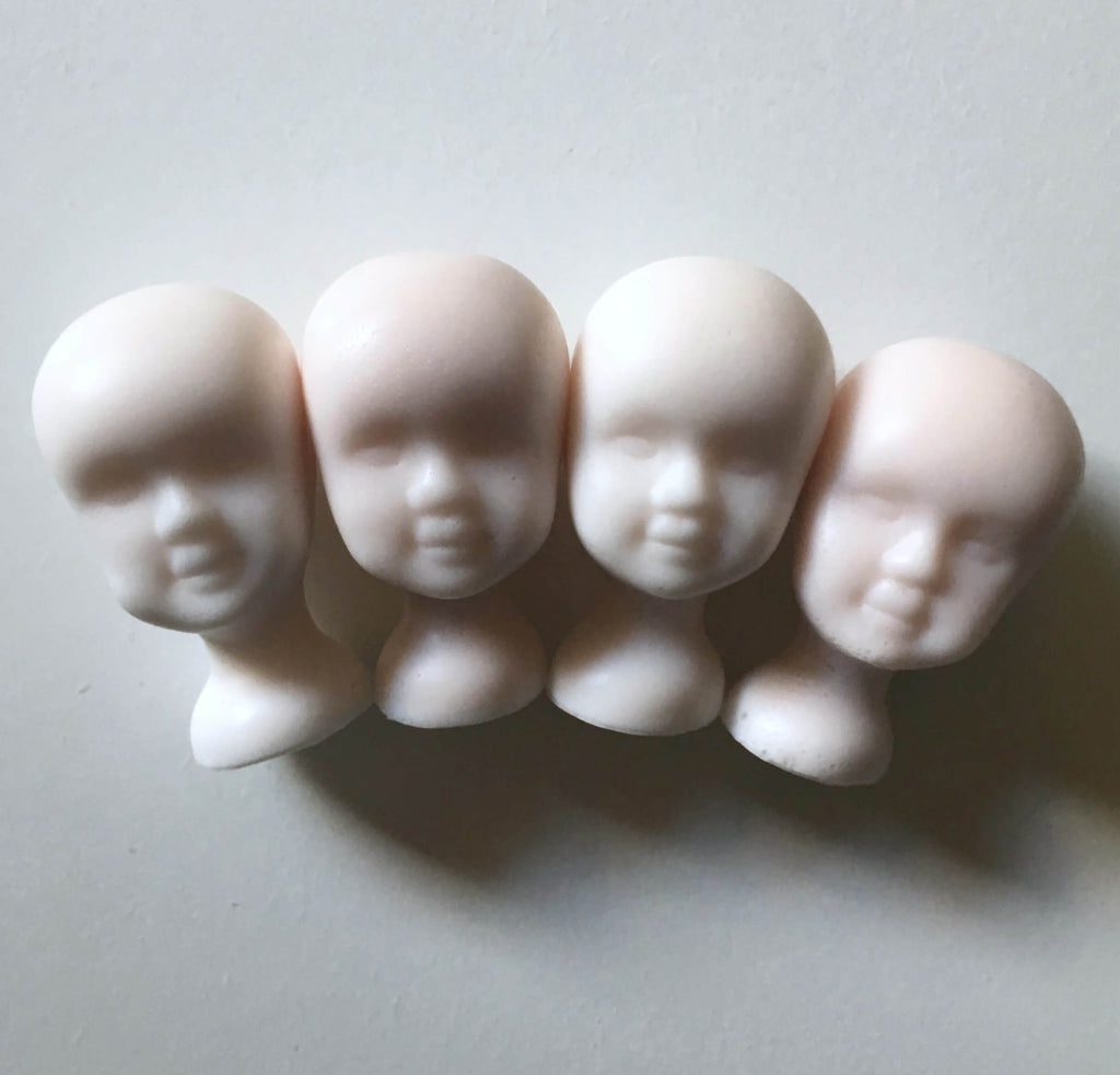 Porcelain Doll Head Soap - Sailor Mouth Soaps