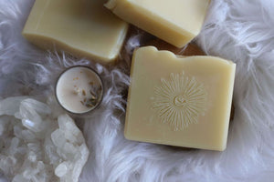 sweetly scented shea butter handmade soap australia