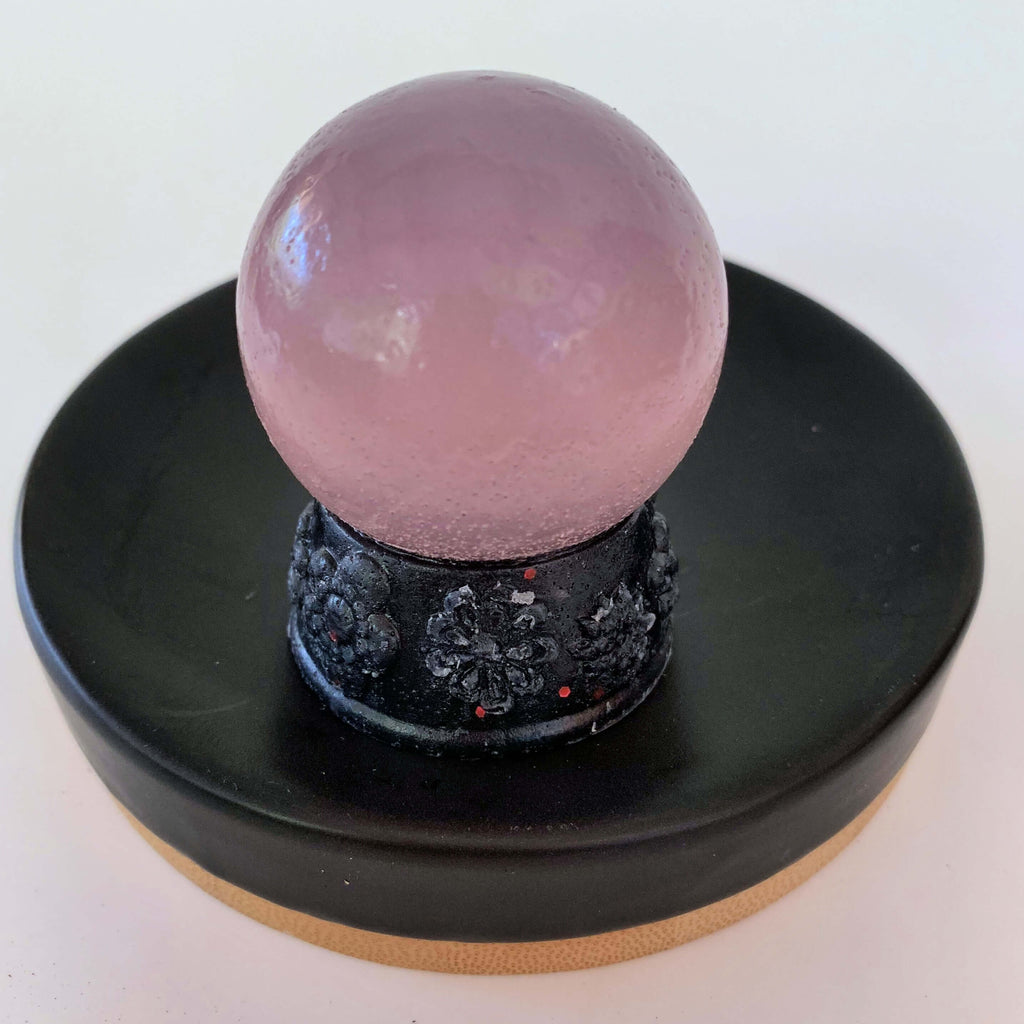 Crystal Ball Soap
