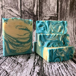 oceanic sea air handmade soap beachy vibes australia