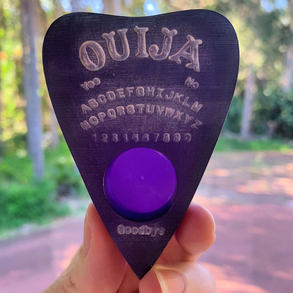 ouija planchette soap handmade gothic ghost witch