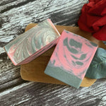 Raspberry Jam Cold Process Soap