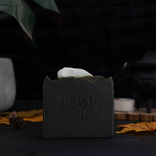 raven skull bat scented halloween soap