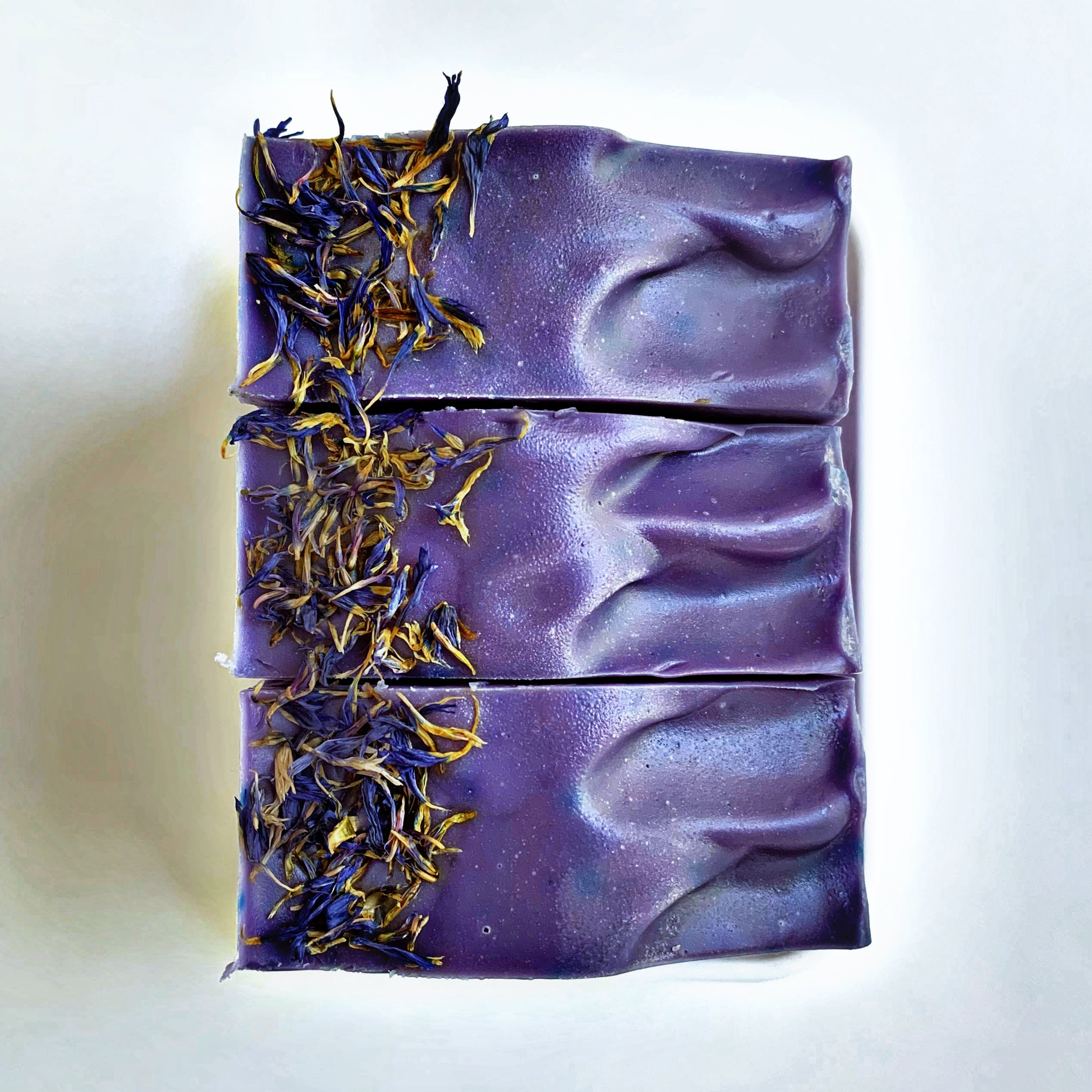 Salt and Wildflowers Cold Process Soap