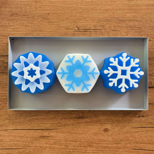 Snowflake Soap LIMITED EDITION