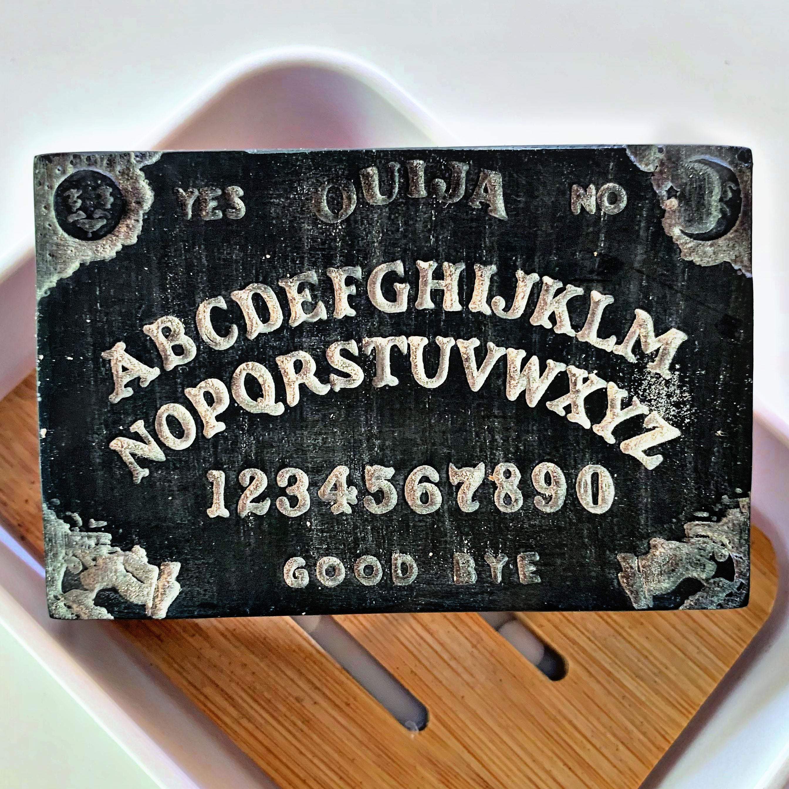 Ouija Board Soap (Black)