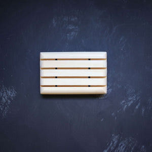 natural pine wood soap dish australia