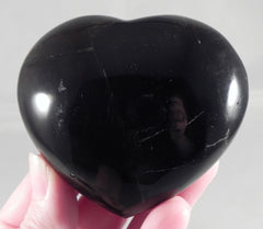 Smoky Quartz Heart - 2.9''