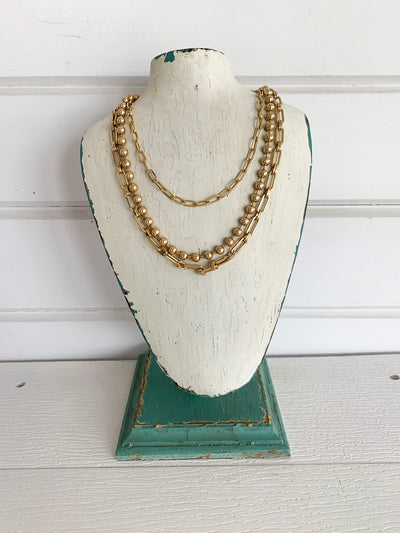 Delaine Layered Necklace