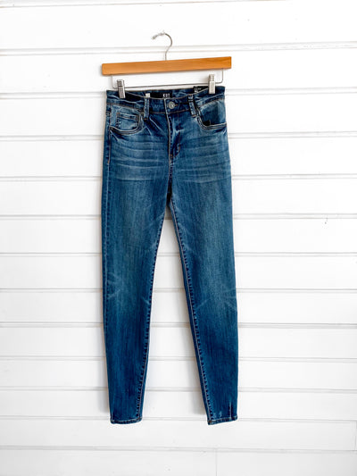 Mia High Rise Skinny Jeans - Untouchable
