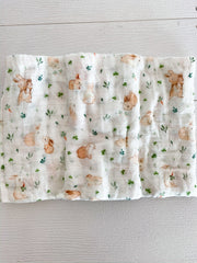 Bunny Meadow Swaddle