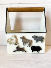 Farm Animal Magnets (5 Styles)