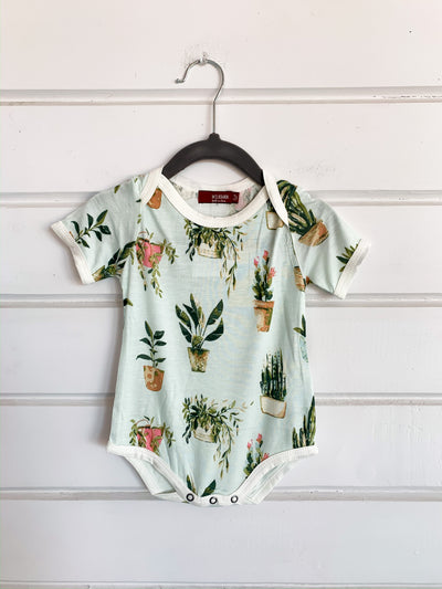 Potted Plants Onesie