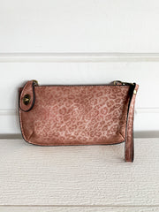 Mini Crossbody Wristlet (Multiple Colors)