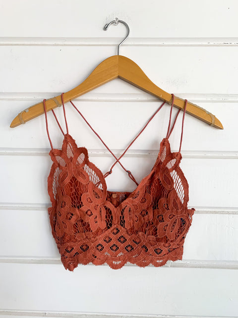 Adella Bralette (Multiple Colors)