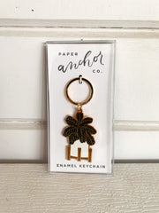 Botanical Keychain (Multiple Styles)