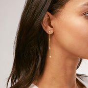Chloe Chain Earrings