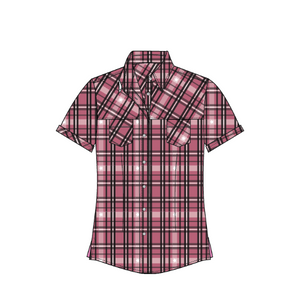 PATSY SHORT SLEEVE PONDEROSA SHIRT