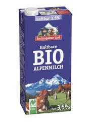 Bio H-Alpenmilch, 3,5% - 1000ml - Supergsund