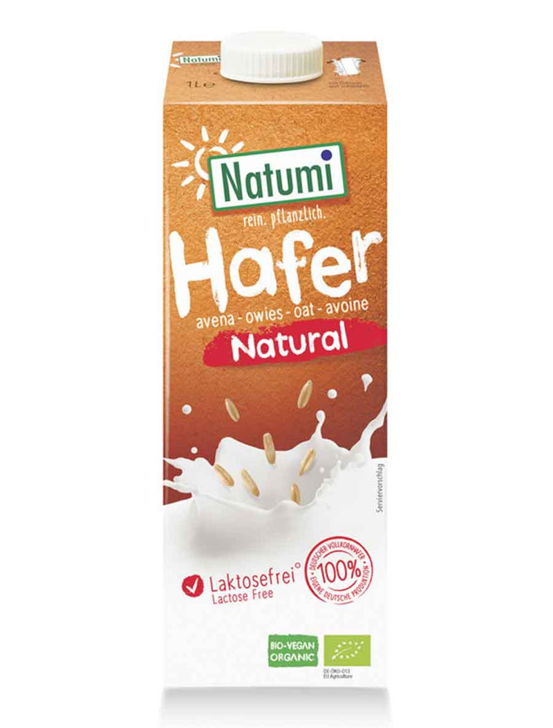 Bio Hafer Drink Natural - 1000ml - Supergsund