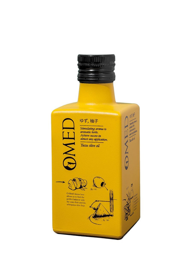 Extra Natives Olivenöl mit Yuzu - 250ml - Supergsund