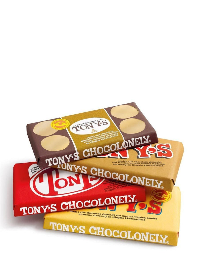 Tony's Chocolonely Limited Sweet Solution - 4x 180g
