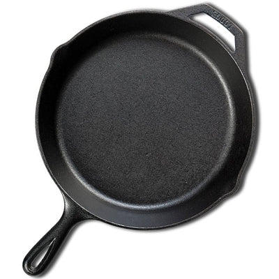 SKILLET IRON 12IN SEASONED