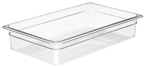 Food Pan Full X 4