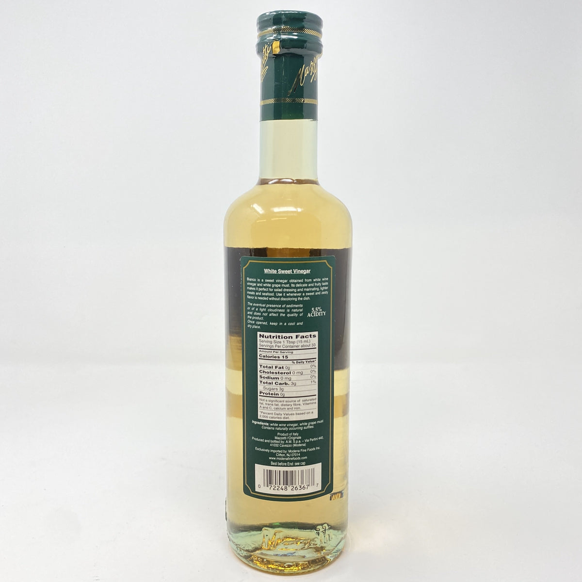 Balsamic Vinegar Mazzetti  500ml