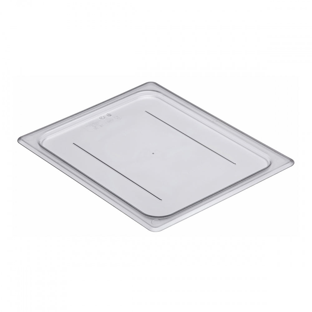 Food Pan Cover Flat 1/2 Clear Cambro