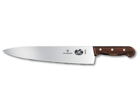 Knife Chef 10 inch Wood Handle