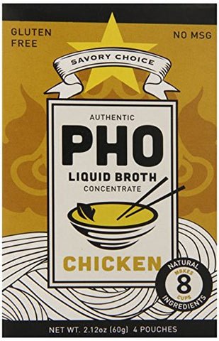 Base Savory Pho Chicken 4ct