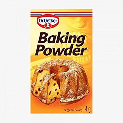 Bake Oetker Baking Powder