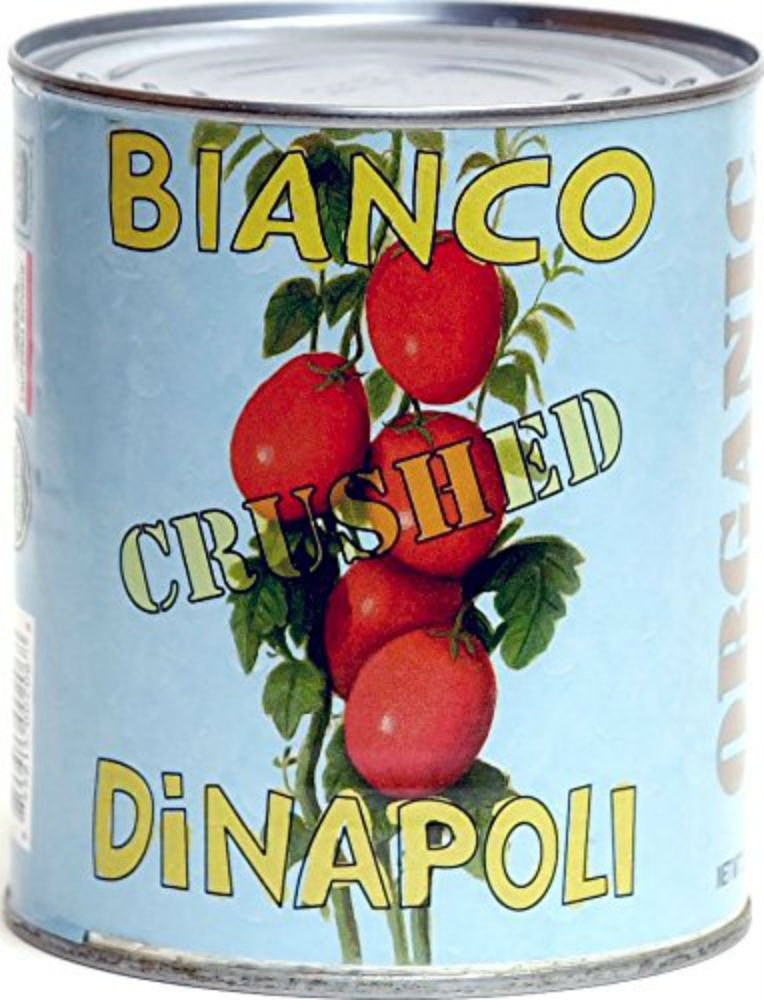Tomato Bianco Crushed Organic 28oz