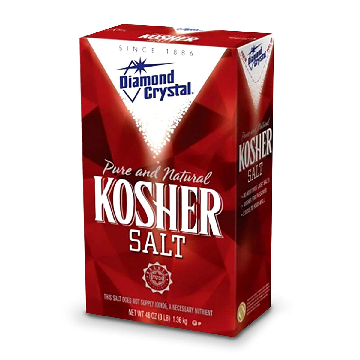 Diamond Kosher Salt 3lb